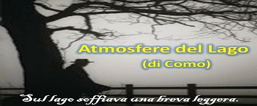 Atmosfere del Lago (di Como)
