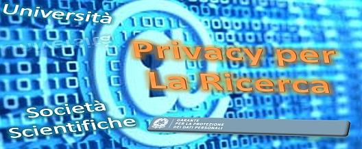 Privacy per la ricerca