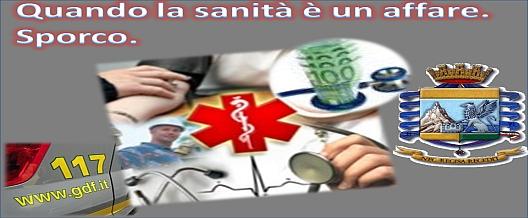 La corruzione in Sanità vale il 5% (5,6 miliardi l'anno).