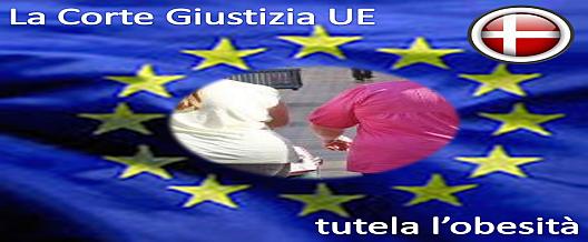La Corte di Giustizia UE tutela l'Obesità