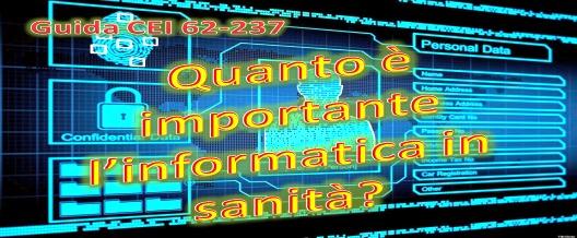 Quanto è importante l'informatica in Sanità?