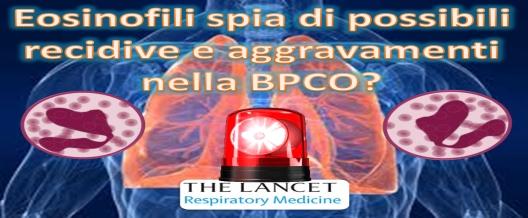 Eosinofili spia di possibili recidive e aggravamenti nella BPCO?
