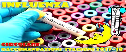 Influenza. Raccomandazioni 2017-2018