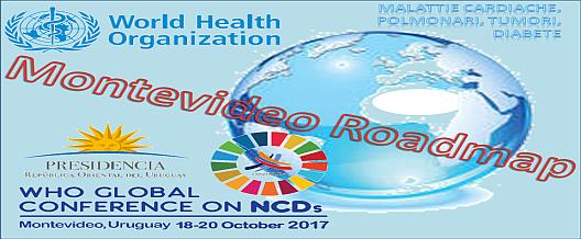 Montevideo Roadmap per le Malattie non trasmissibili