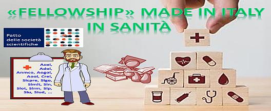 Fellowship made in Italy per la sanità