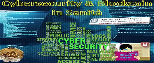 Cibersecurity & Blockchain in Sanità