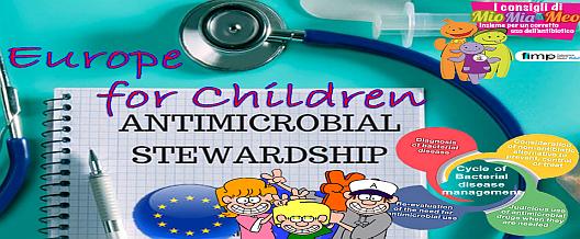 Antimicrobial Stewardship Europea for Children