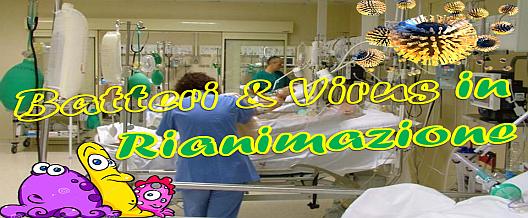Batteri e Virus respiratori in Rianimazione