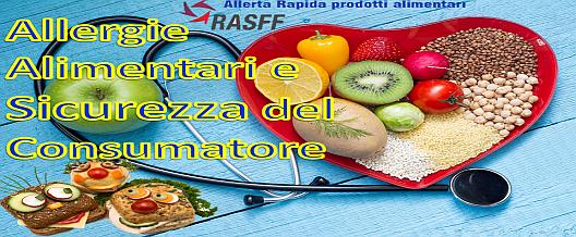 Allergie alimentari e Sicurezza del Consumatore