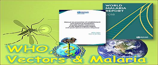 WHO, Vectors & Malaria