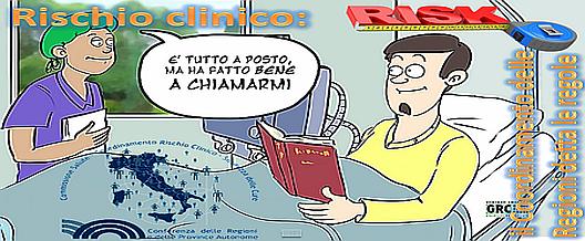 Rischio clinico: il Coordinamento delle Regioni detta le regole