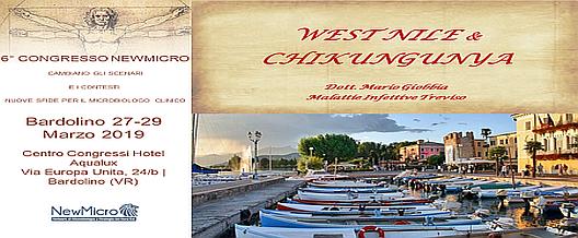 West Nile e Chikungunya