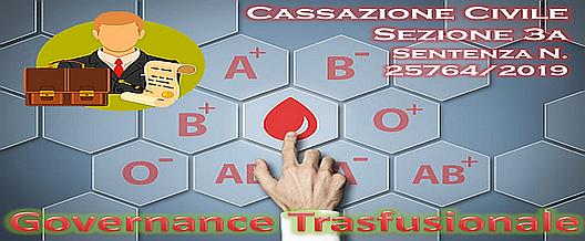 Governance trasfusionale