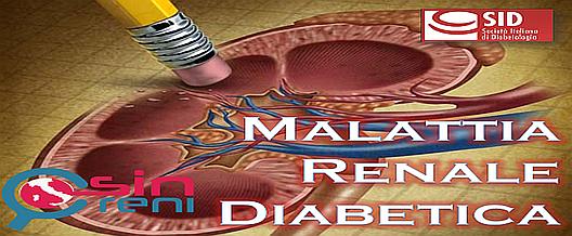 MRD – Malattia Renale Diabetica