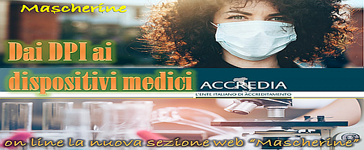 Mascherine & Dispositivi Medici Europei
