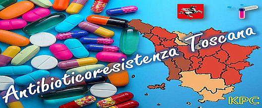 Antibiotico Resistenza Toscana