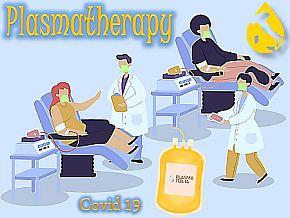Plasmatherapy
