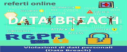 Data Breach di Referti online