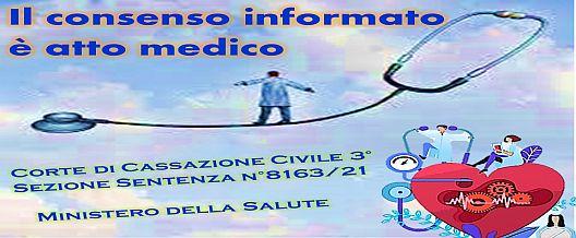 Il consenso informato è atto medico