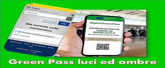 Green Pass luci ed ombre