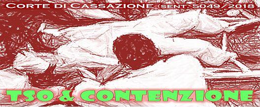 TSO & Contenzione