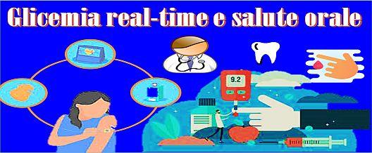 Glicemia real-time e salute orale